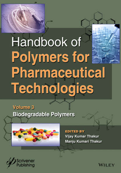 Фото - Группа авторов Handbook of Polymers for Pharmaceutical Technologies, Biodegradable Polymers john w nicholson the chemistry of polymers