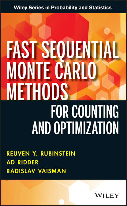 Ad Ridder Fast Sequential Monte Carlo Methods for Counting and Optimization vangelis th paschos concepts of combinatorial optimization