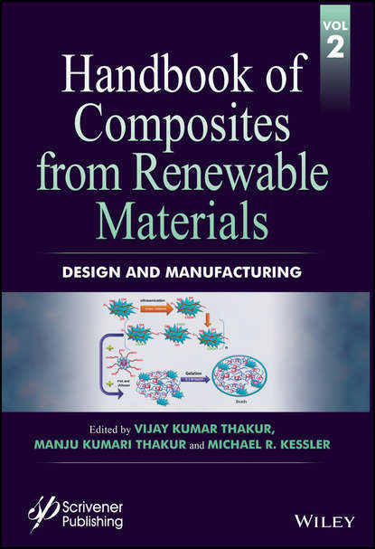 Группа авторов Handbook of Composites from Renewable Materials, Design and Manufacturing utilization of biomass as reinforcement in polymer composites