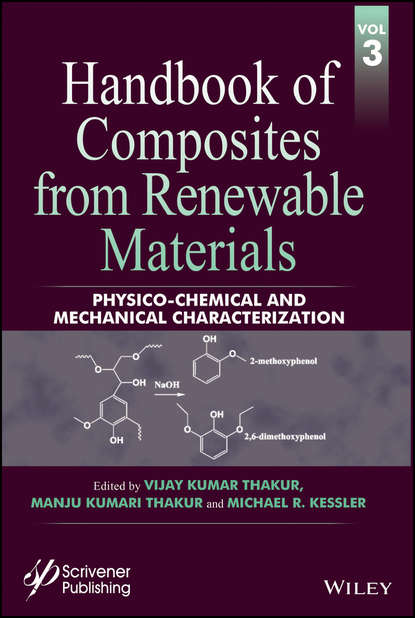 Группа авторов Handbook of Composites from Renewable Materials, Physico-Chemical and Mechanical Characterization influence of surface roughness on cfrp concrete composites in flexure