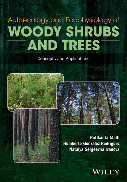 Ratikanta Maiti Autoecology and Ecophysiology of Woody Shrubs and Trees. Concepts and Applications effect of sulphur and boron on physiological parameters of soybean