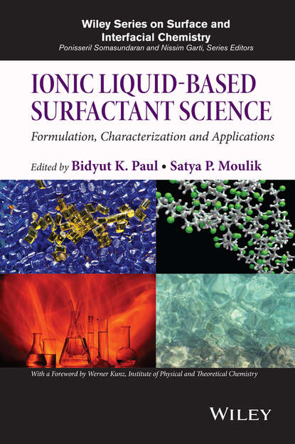Фото - Werner Kunz Ionic Liquid-Based Surfactant Science. Formulation, Characterization, and Applications manifold