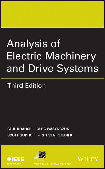 Oleg Wasynczuk Analysis of Electric Machinery and Drive Systems altruism analysis of a paradox