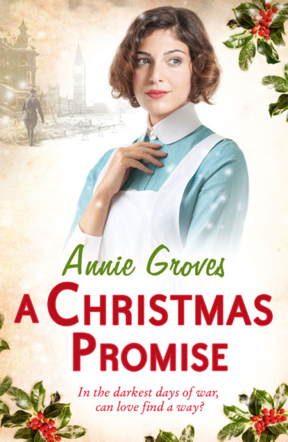 Annie Groves A Christmas Promise the darkest touch