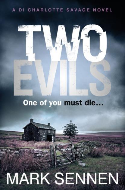 Mark Sennen Two Evils: A DI Charlotte Savage Novel charlotte douglas shoulda been a cowboy