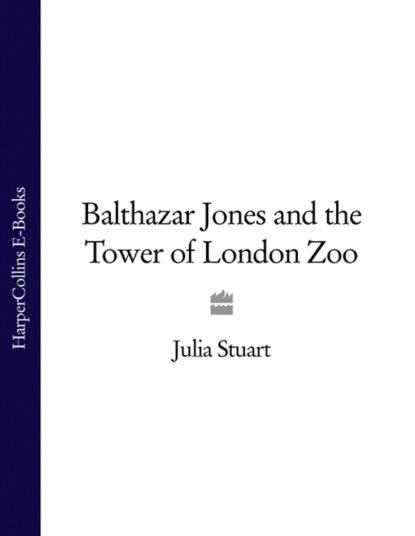 Julia Stuart Balthazar Jones and the Tower of London Zoo