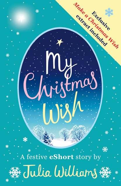 Julia Williams My Christmas Wish свитшот print bar make a wish