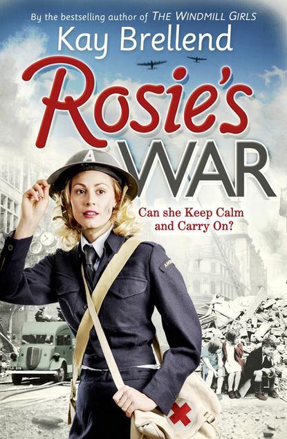 Kay Brellend Rosie's War kay brellend east end angel