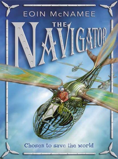 Eoin McNamee The Navigator owen beattie frozen in time