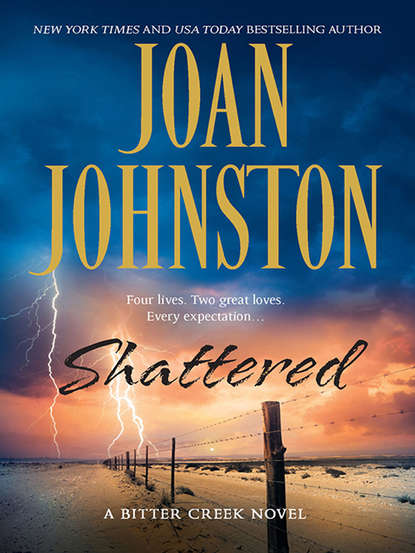Joan Johnston Shattered усилитель cayin c5