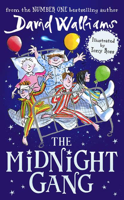 David Walliams The Midnight Gang the key to midnight