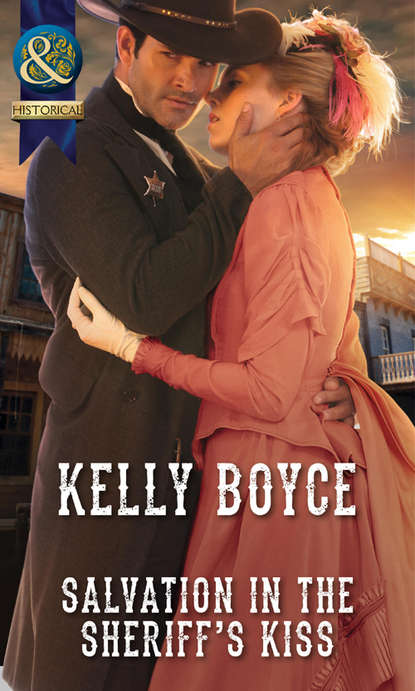 Kelly Boyce Salvation in the Sheriff's Kiss printio sheriff