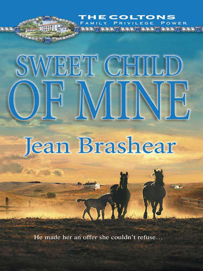 Фото - Jean Brashear Sweet Child of Mine sealed with a loving kiss
