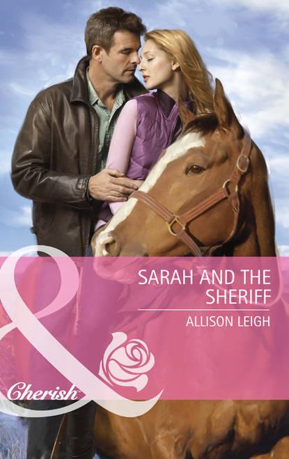 Allison Leigh Sarah And The Sheriff printio sheriff