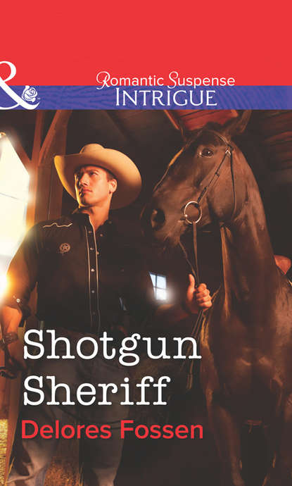 Delores Fossen Shotgun Sheriff printio sheriff