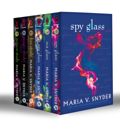 Maria Snyder V. The Chronicles Of Ixia. Books 1-6 michelle paver chronicles of ancient darkness 6 ghost hunter