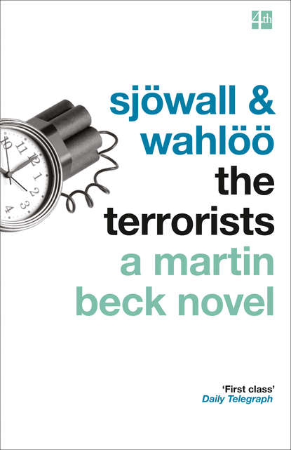Dennis Lehane The Terrorists maj sjowall the man on the balcony