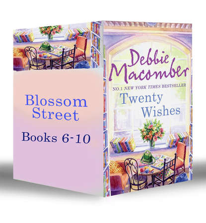 Debbie Macomber Blossom Street Bundle a perfect time for pandas