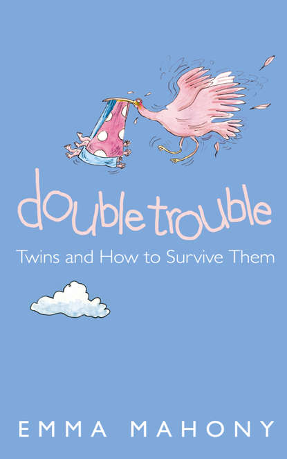 Emma Mahony Double Trouble: Twins and How to Survive Them carole halston because of the twins