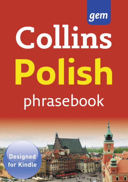 Collins Dictionaries Collins Gem Polish Phrasebook and Dictionary недорого