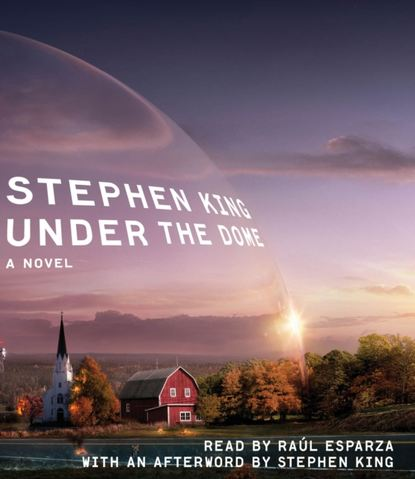 Stephen King Under The Dome king stephen the shining