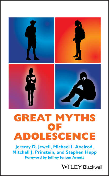 Фото - Stephen Hupp Great Myths of Adolescence lang jean a book of myths