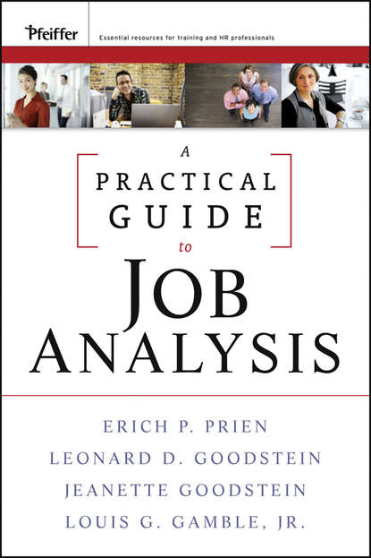 Фото - Jeanette Goodstein A Practical Guide to Job Analysis job for a cowboy