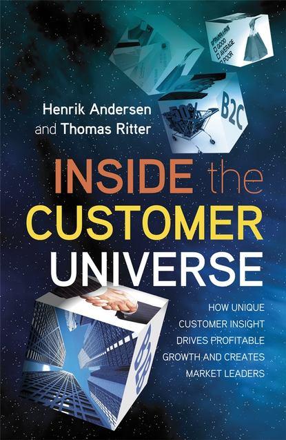 Henrik Anderson Inside the Customer Universe henrik anderson inside the customer universe