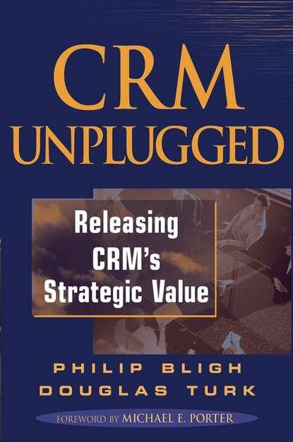 Douglas Turk CRM Unplugged goran krpan successful implementation of crm in sales departments