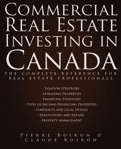 Pierre Boiron Commercial Real Estate Investing in Canada