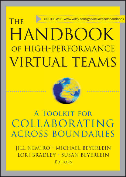 Фото - Jill Nemiro The Handbook of High Performance Virtual Teams jan o neill handbook for smart school teams the