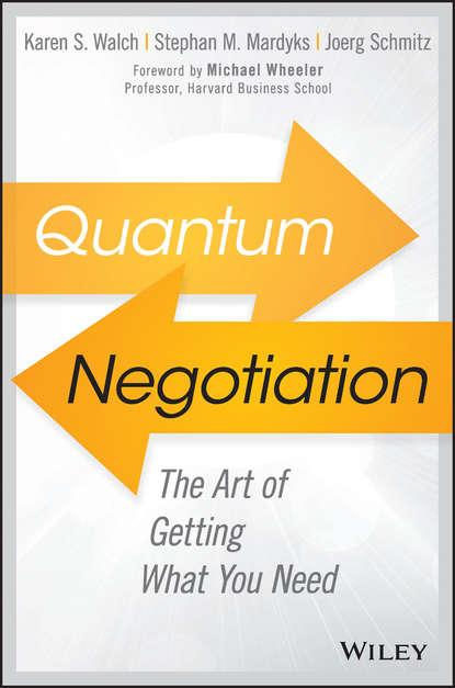Michael Wheeler Quantum Negotiation michael wheeler quantum negotiation