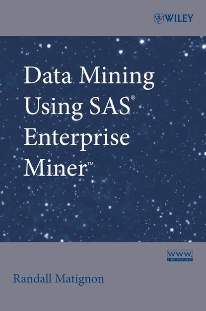 Группа авторов Data Mining Using SAS Enterprise Miner baikal miner bk g28 28gh s with psu mining x11 quark qubit myriad groestl skein nist5 x11gost groestl better than x10 z9 mini a9