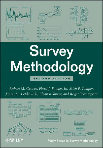 Roger Tourangeau Survey Methodology недорого