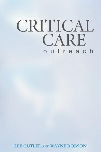 Lee Cutler Critical Care Outreach