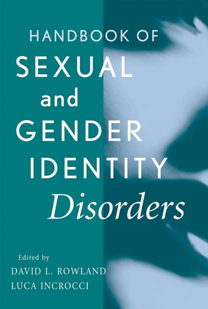 Luca Incrocci Handbook of Sexual and Gender Identity Disorders fundamental rights of sexual minorities and section 377 of ipc