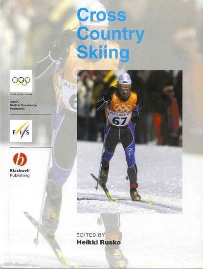 Группа авторов Handbook of Sports Medicine and Science, Cross Country Skiing группа авторов handbook of sports medicine and science sport psychology