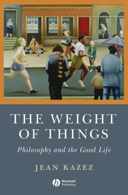 Фото - Группа авторов The Weight of Things diogenes laertius the lives and theories of eminent philosophers