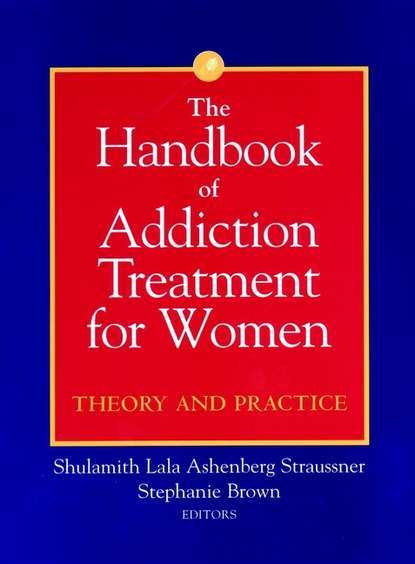 Stephanie Brown The Handbook of Addiction Treatment for Women a suit of stylish faux pearl rhinestone hollowed necklace and earrings for women
