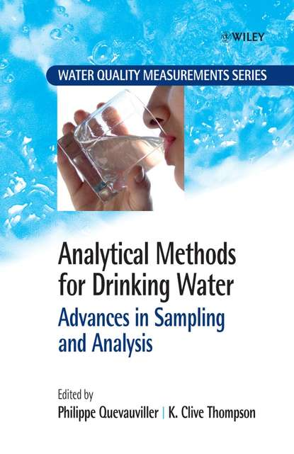 Clive Thompson Analytical Methods for Drinking Water gabriel bitton microbiology of drinking water production and distribution
