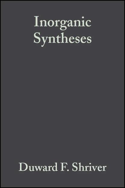 Группа авторов Inorganic Syntheses недорого