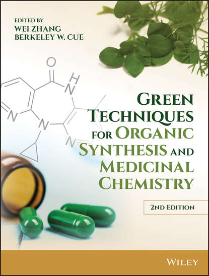 Фото - Wei Zhang Green Techniques for Organic Synthesis and Medicinal Chemistry jw7gb green