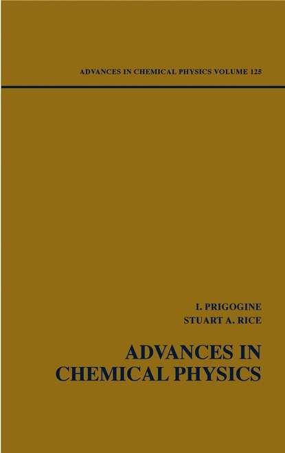 Ilya Prigogine Advances in Chemical Physics недорого