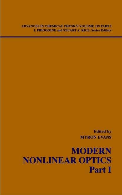 Modern Nonlinear Optics, Part 1