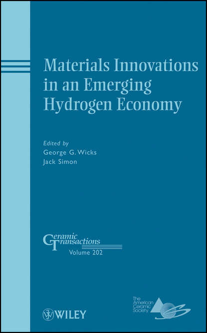 G. Wicks Materials Innovations in an Emerging Hydrogen Economy han ke li hydrogen bonding and transfer in the excited state