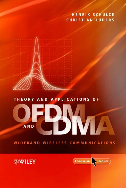 Henrik Schulze Theory and Applications of OFDM and CDMA недорого