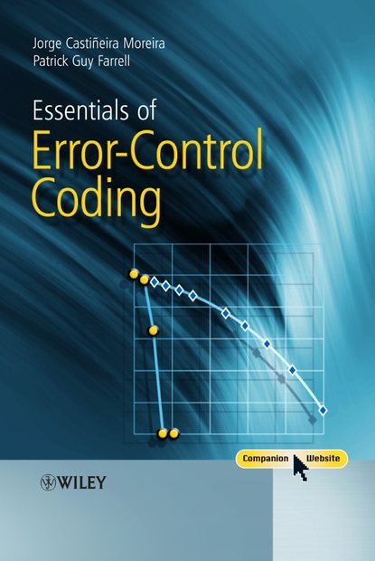 Jorge Moreira Castiñeira Essentials of Error-Control Coding huijun gao filtering control and fault detection with randomly occurring incomplete information