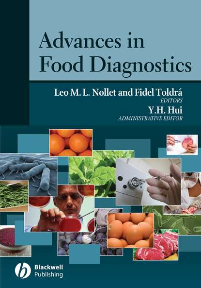 jian wang chemical analysis of antibiotic residues in food Fidel Toldra Advances in Food Diagnostics