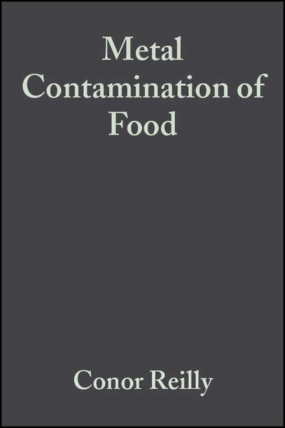 jian wang chemical analysis of antibiotic residues in food Conor Reilly Metal Contamination of Food