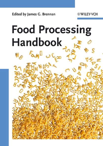 James Brennan G. Food Processing Handbook colm o donnell ozone in food processing